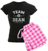 CafePress - Team Dean Supernatural - Womens Novelty Cotton Pajama Set, Comfortable PJ Sleepwear
