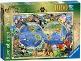 Ravensburger Howard Robinson World Of Wildlife Puzzle