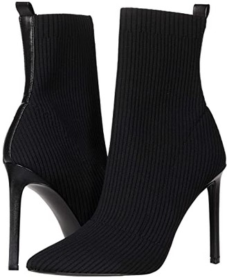 Steve Madden Dianne Dress Bootie (Black) Women's Boots