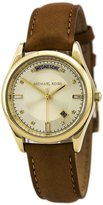 Michael Kors Women's Colette MK2374 Leather Quartz Watch