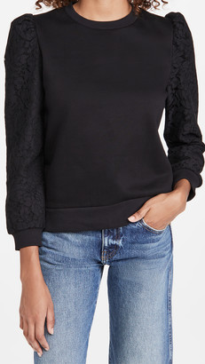 Generation Love Noa Lace Sweatshirt