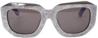 Surface to Air Grey Plastic Sunglasses