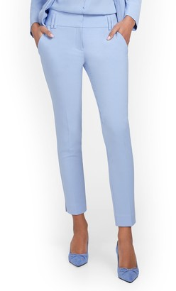New York & Co. Petite Ankle Pant - Modern Fit - Double Stretch - 7th Avenue