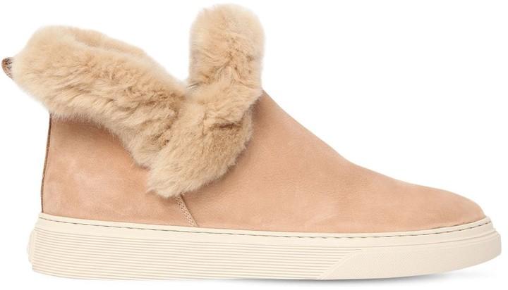 0450689876f Hogan Women's Boots - ShopStyle