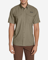 Eddie Bauer Men's Ahi Short Sleeve Shirt