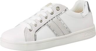 Geox Girls J Djrock G Low-Top Sneakers