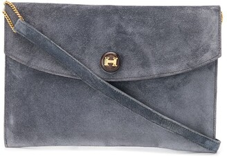 Hermes pre-owned Rio clutch