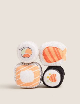 Marks and Spencer Sushi Cat Toys