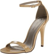 Michael Antonio Women's Jaxine Pat15 Dress Sandal