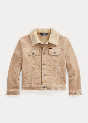 Ralph Lauren Corduroy Trucker Jacket