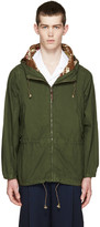 Visvim Green Nakota Jacket