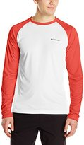 Columbia Men's Sunset Stream Upf 50 Swim Tee