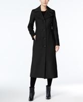 Anne Klein Petite Maxi Walker Coat