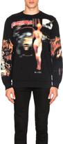 Givenchy Cuban Fit Heavy Metal Sweatshirt