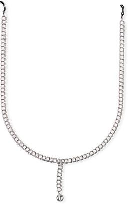 Linda Farrow Brass Sunglasses Chain