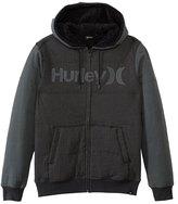 Hurley Men's Sherpa Full Zip Hoodie 8137873