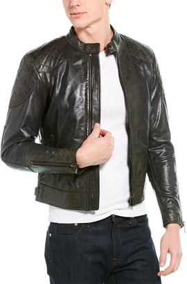 Belstaff Leather Outlaw Jacket
