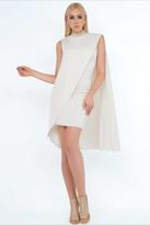 Ieena for Mac Duggal - High Neck Dress Style 25382I