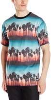 Neff Men's Sunset Dreams T-Shirt, Multi