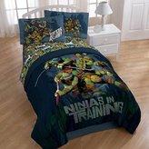 Nickelodeon Teenage Mutant Ninja Turtles Dark Ninja Twin Sheet Set