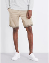 Diesel Chi-driver Regular-fit Stretch-cotton Shorts
