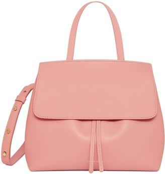 Mansur Gavriel Calf Mini Lady Bag - Coral