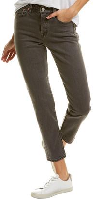 Levi's Wedgie Icon My Dust Straight Leg Jean