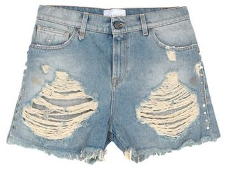 Gaëlle Paris GAeLLE Paris Denim shorts