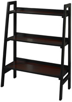 "Linon Camden 40"" Leaning Bookcase"