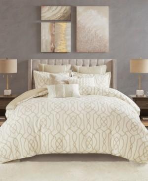 Madison Park Signature Clarity King 9-Pc. Comforter Set Bedding