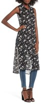 BP Women's Floral Print Tunic