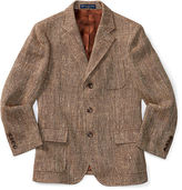 Ralph Lauren 8-20 Linen-Silk Sport Coat
