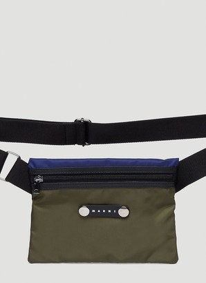 Marni Hackney Crossbody Bag