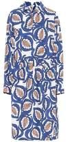 Marni Printed cotton shirt dress