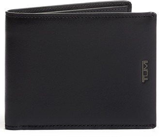 Tumi Wallet Global Leather Wallet