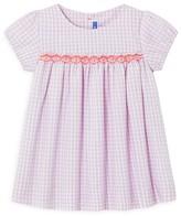 Jacadi Infant Girls' Check Print Dress - Sizes 3-12 Months