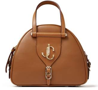 Jimmy Choo Small Leather Varenne Bowling Bag