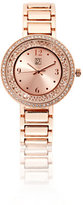 New York & Co. Glittering Link Watch