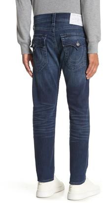 True Religion Rocco Flap Straight Leg Jeans