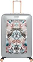 Ted Baker Mirrored Minerals Large Suitcase