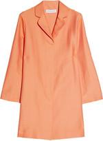 Jonathan Saunders Langly polka-dot cotton and silk-blend coat
