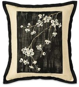 Hanami Hand-Painted Accent Pillow