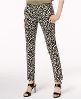 MICHAEL Michael Kors Miranda Printed Pants