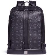 MCM x Christopher Raeburn 'Duke' Visetos canvas modular backpack