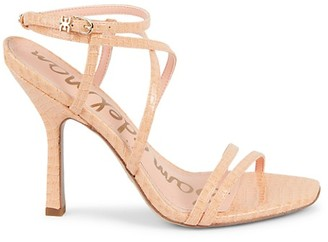 Sam Edelman Leeanne Strappy High Heel Sandals