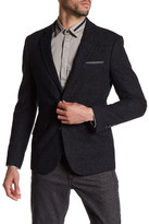 Antony Morato Textured Slim Fit Blazer