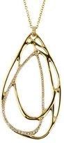 Ippolita 18K Drizzle Diamond Pendant Necklace