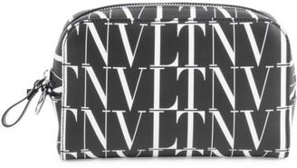 Valentino VLTN Nylon Toiletry Bag