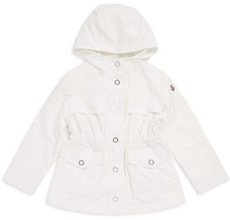 Moncler Kids Palmier Parka Jacket (8-10 Years)