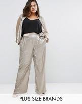 Elvi Plus Sequin Pants